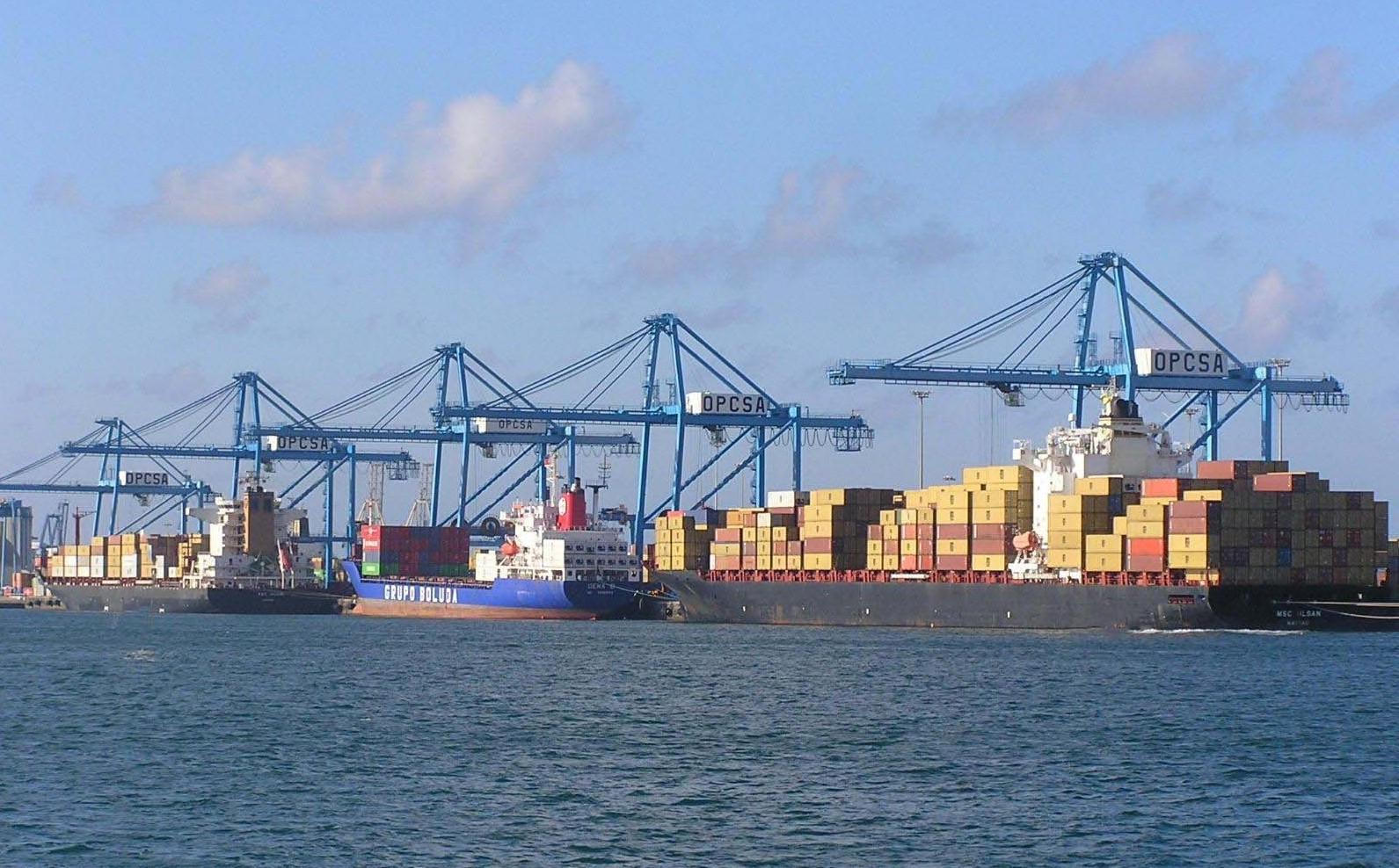Puerto de Las Palmas - OPCSA