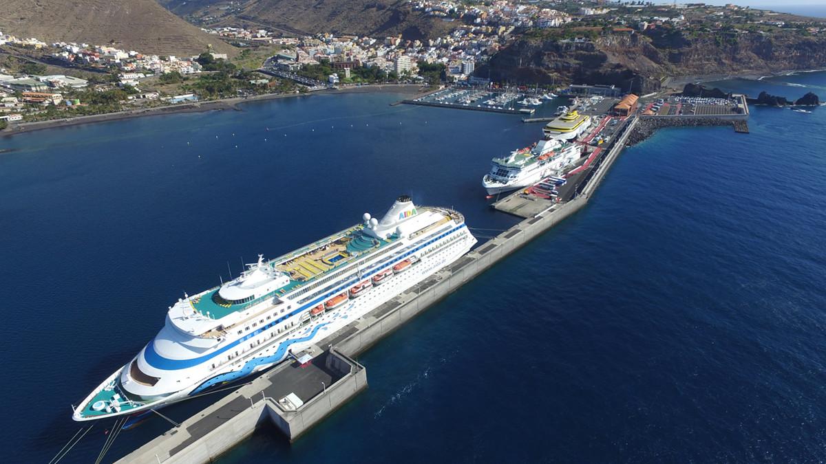 Puerto de LaGomera