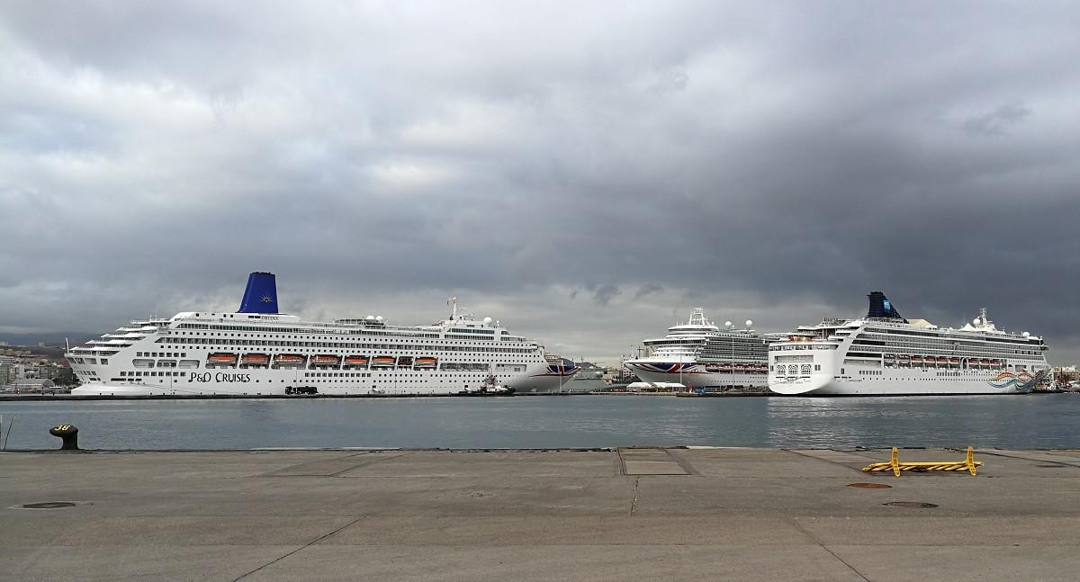 PuertodeLasPalmasCruceros 1