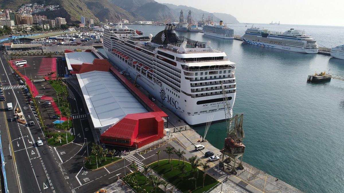 PuertodeSantaCruzdeTenerifeCruceros