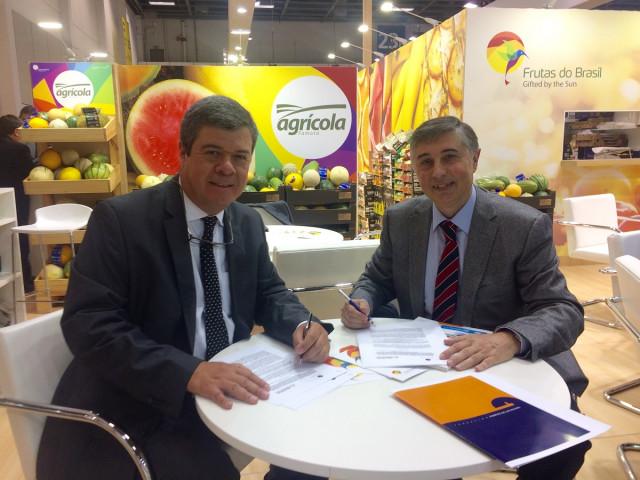 Autoridade Portuária de Las Palmas assina acordo com ABRAFRUTAS