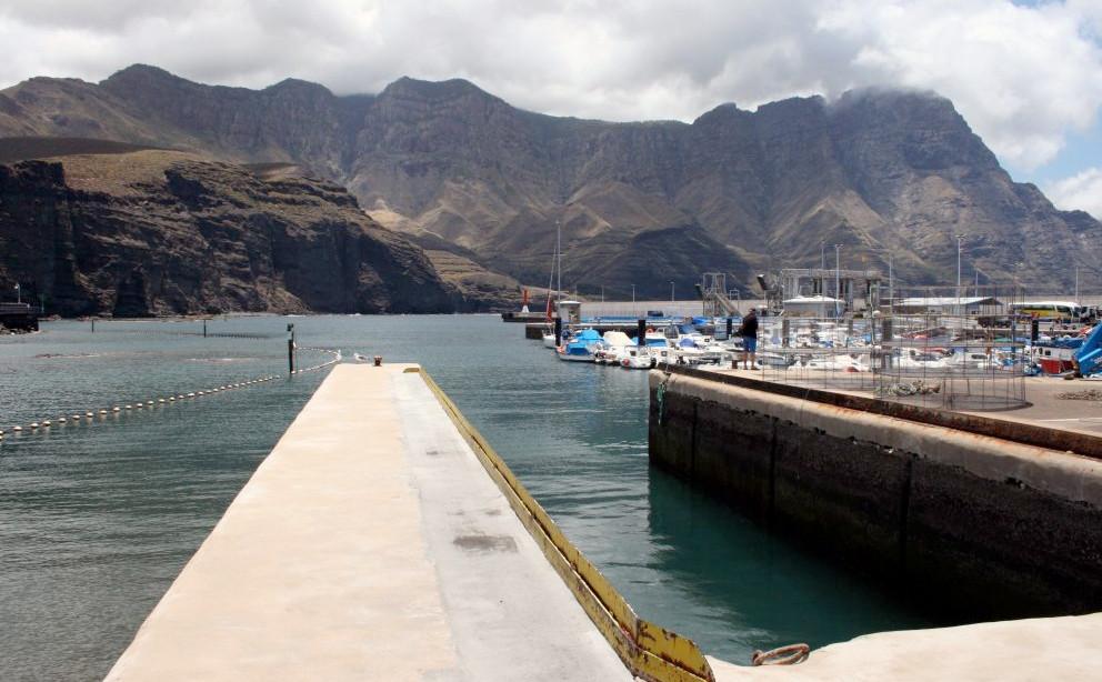 Agaete Puerto de las Nieves
