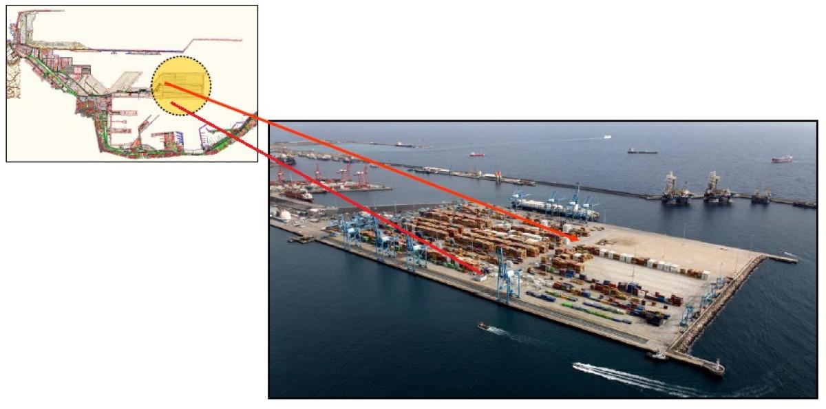 Puerto de Las Palmas   Concesiu00f3n OPCSA
