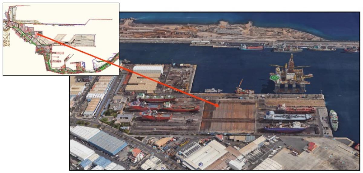 Puerto de Las Palmas   Concesiu00f3n ASTICAN