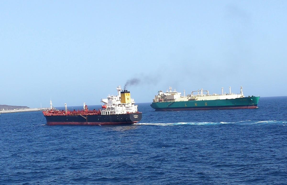 Puerto de Las Palmas   GNL