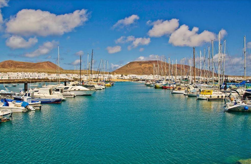 Puertos Canarios   Caleta de Sebo