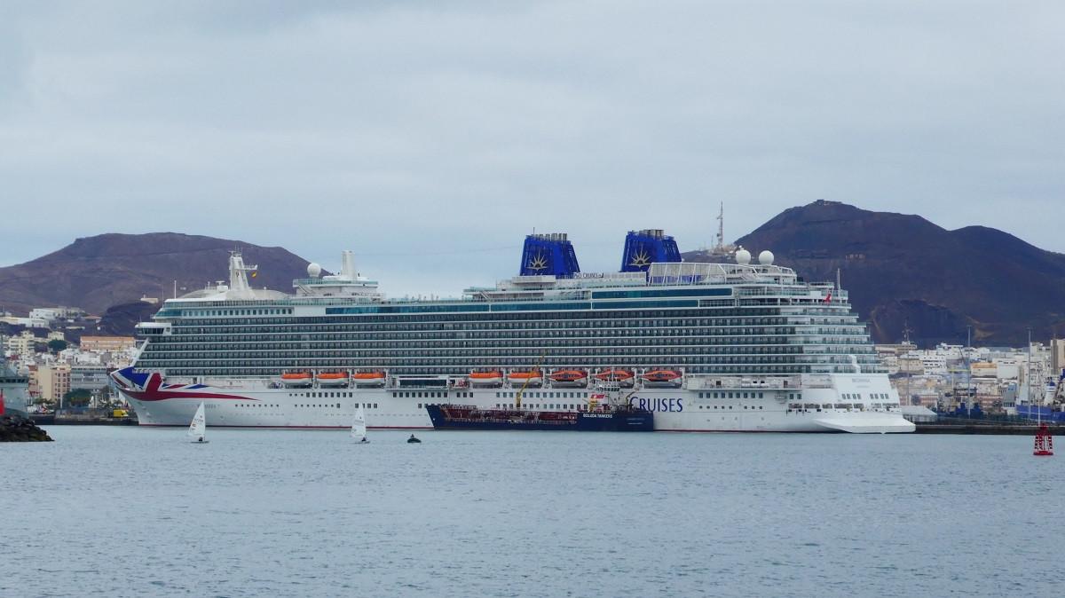 Puertos de Las Palmas   Crucero