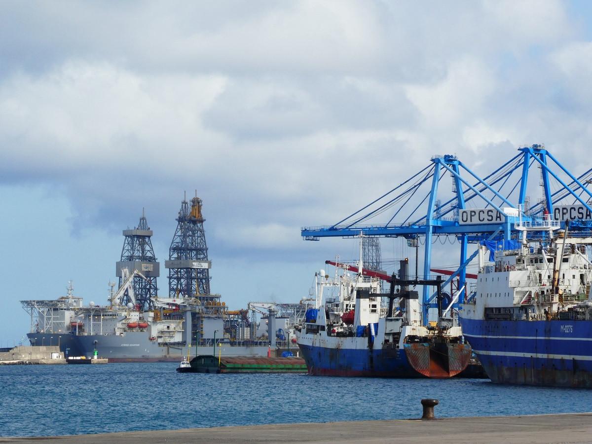 Puerto de Las Palmas   operaciones