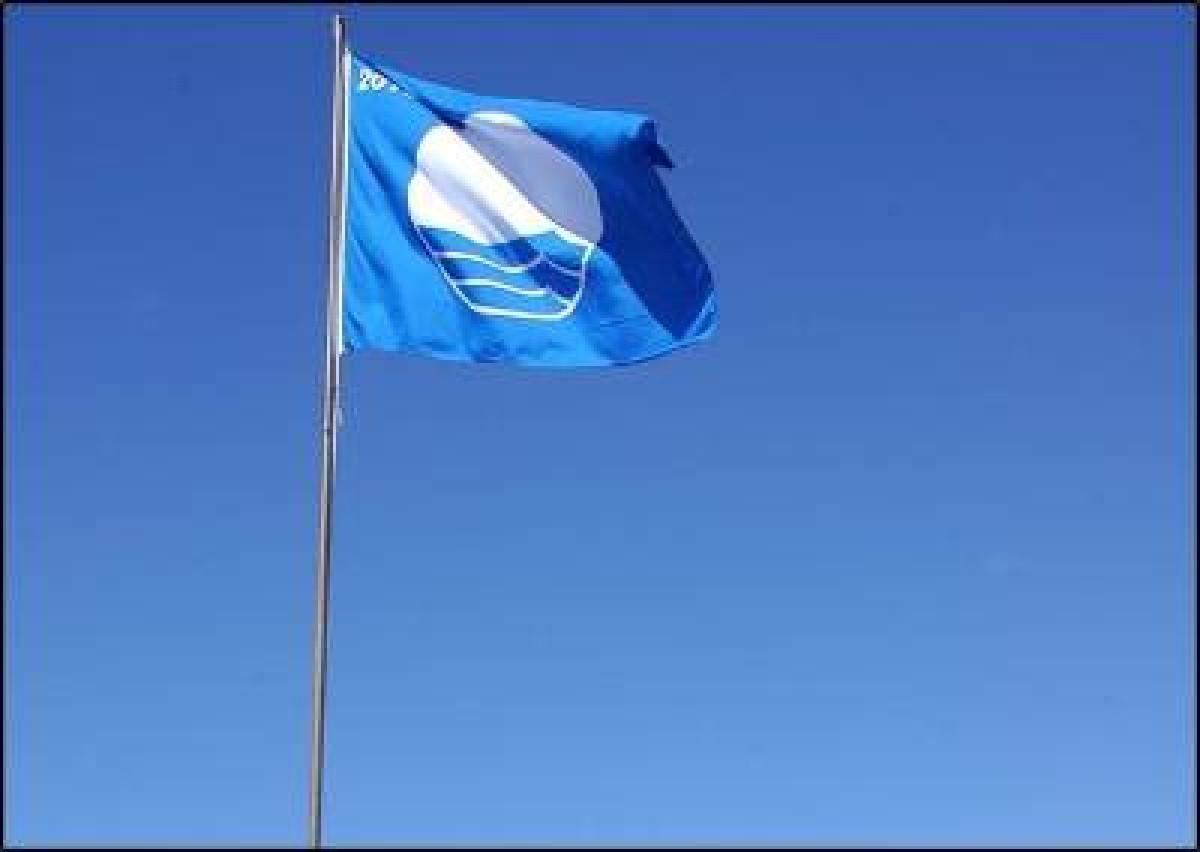 CanariasBanderaAzul