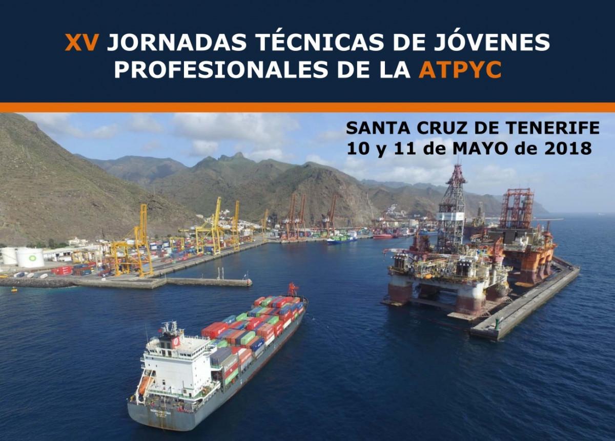 Puertos de Tenerife   jornadas jovenes profesionales costas