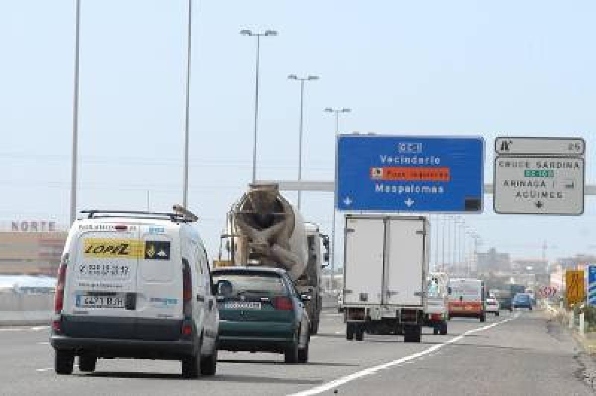 Canarias transporte