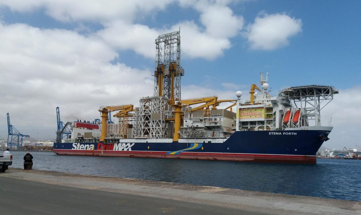 Puerto de Las Palmas   Stena Forth (2)