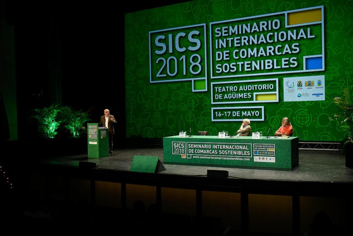 CabGC   Seminario Internacional de Comarcas Sostenibles