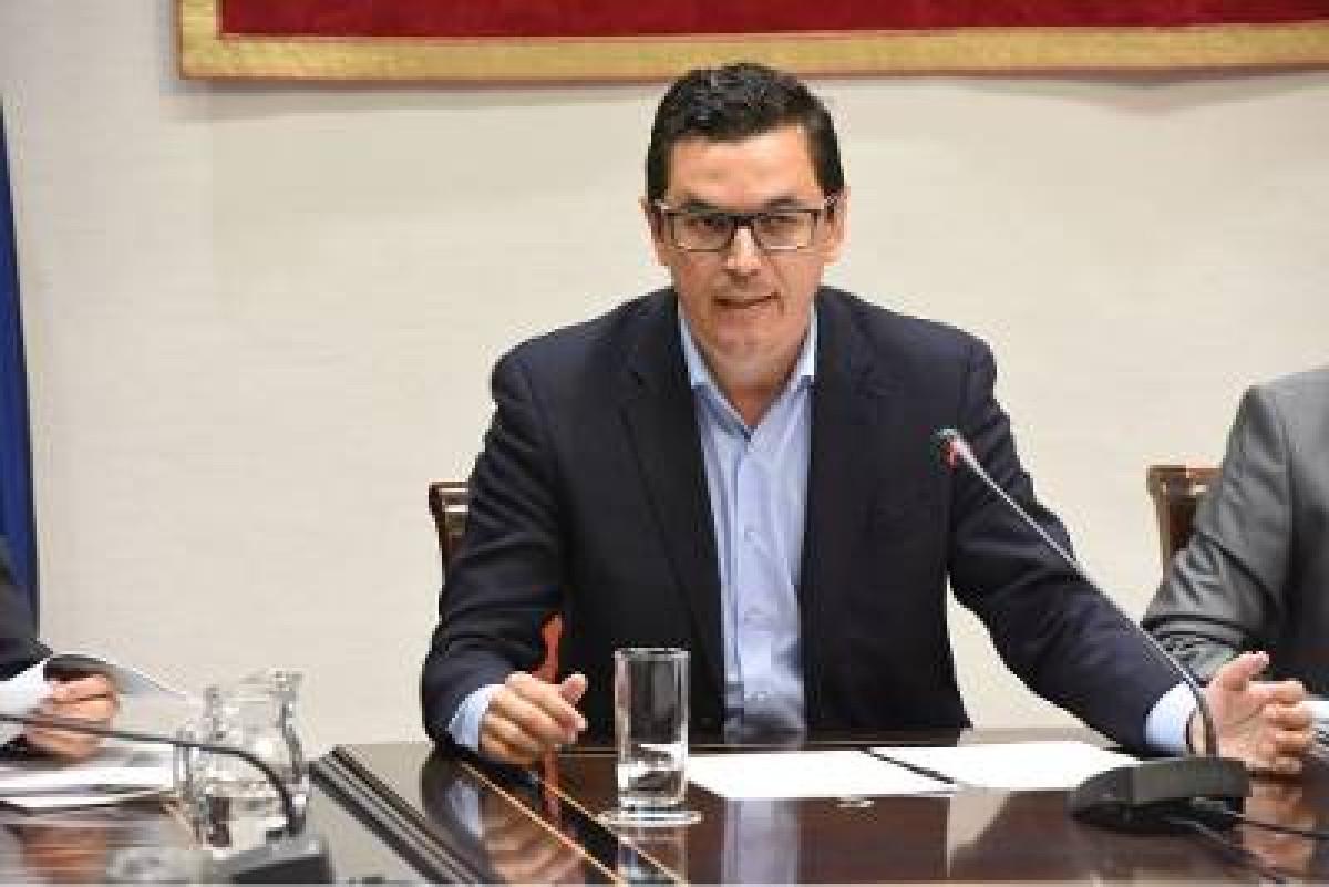 GobCan   Pablo Rodru00edguez   Comisiu00f3n parlamentaria