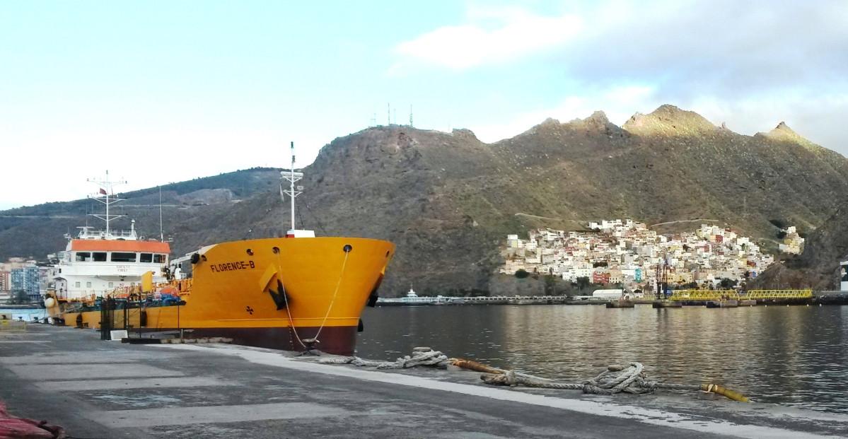 Puerto de Tenerife   Florence B