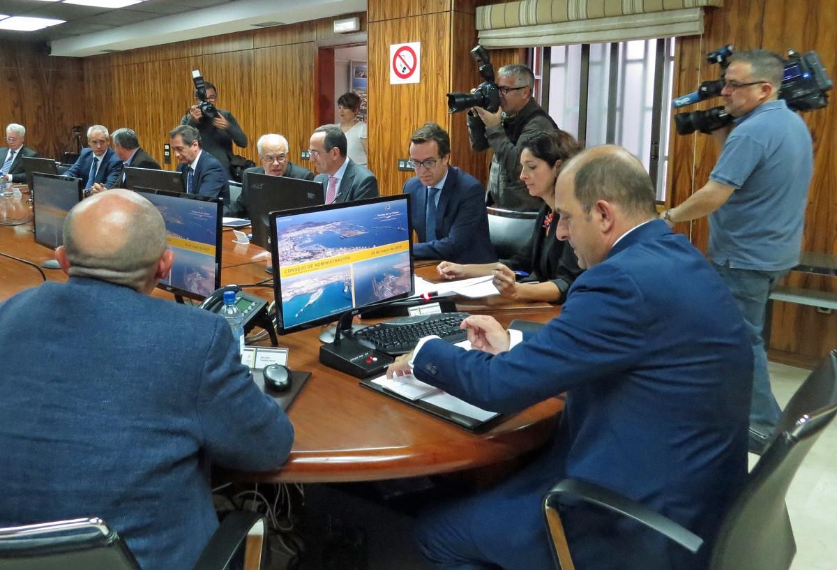 Puertos de Las Palmas   Consejo de Administraciu00f3n   may18 2