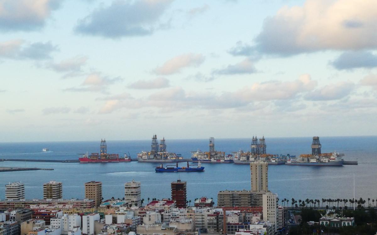 Puertos de Las Palmas   Reina Sofía