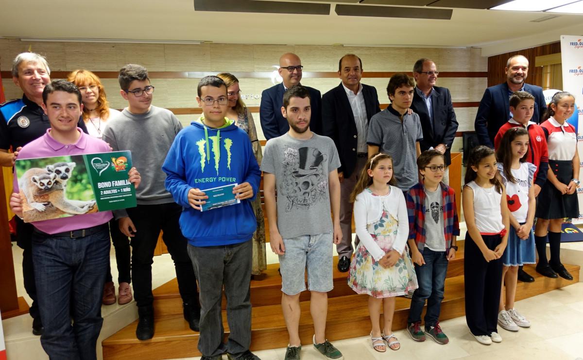 Puertos de Las Palmas   premios de dibujo2   jun18