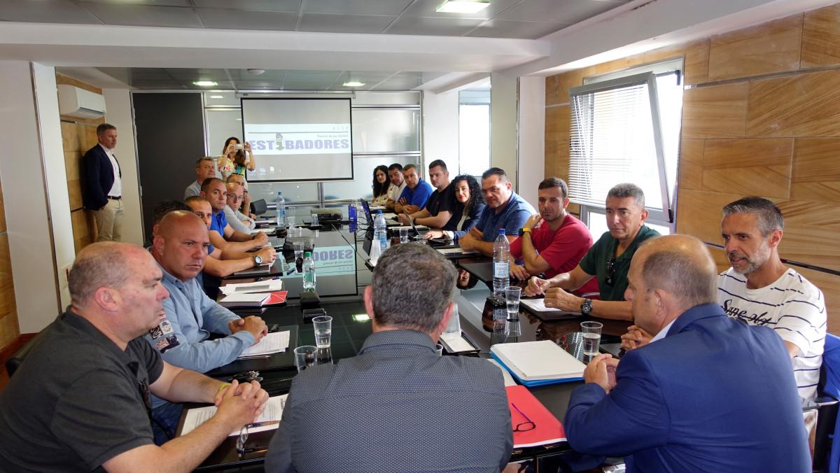 Coordinadora   Reuniu00f3n Comitu00e9 Direcciu00f3n Estibadores   Cardona
