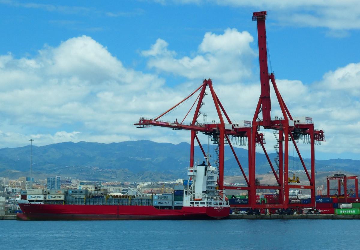Puertos de Las Palmas   Boluda erminal La Luz
