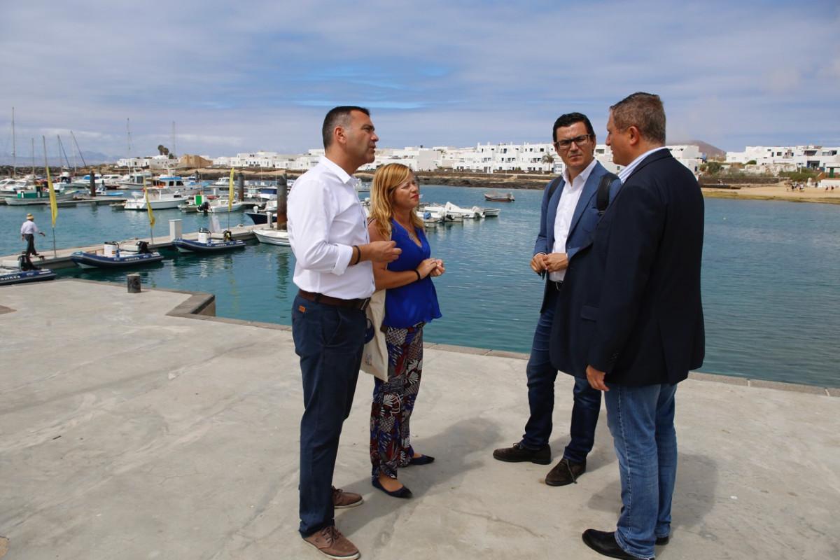 Puertos Canarios   Caleta de Cebo   Pablo Rodru00edguez   Ortega