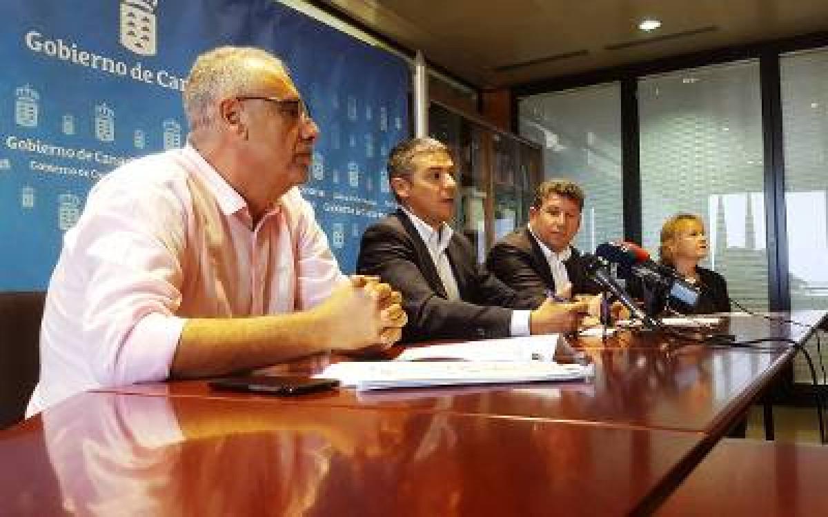 GobCan   Rueda prensa licencias pesca