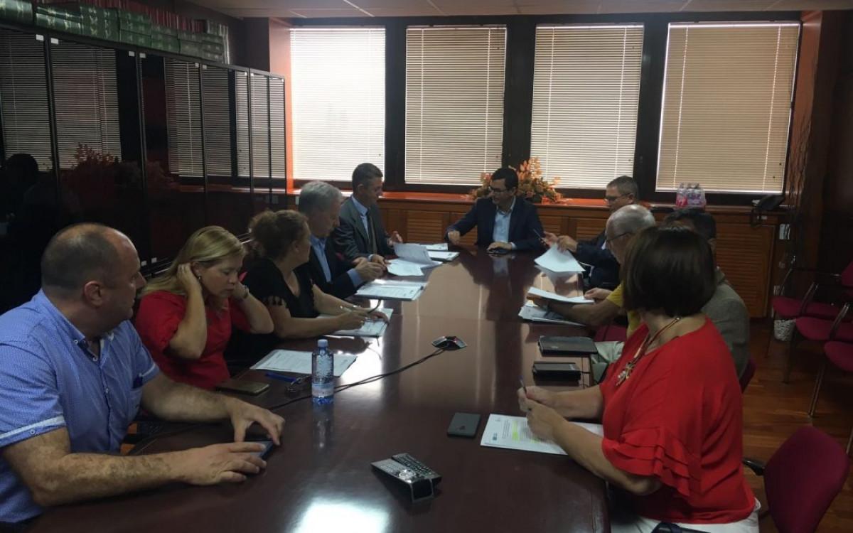 Puertos Canarios   Consejo de Administraciu00f3n   jul18