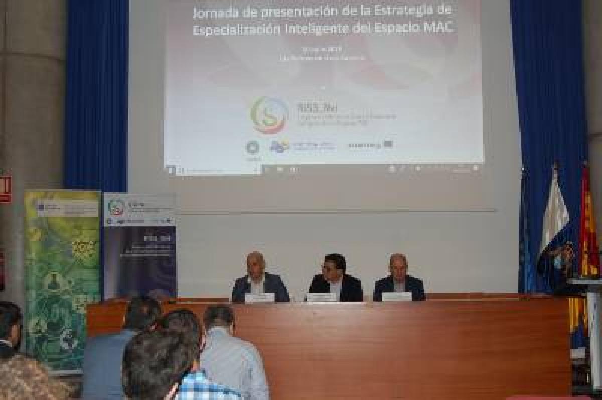 GocCan   proyecto RIS3 Net   Canarias   Azores   Madeira