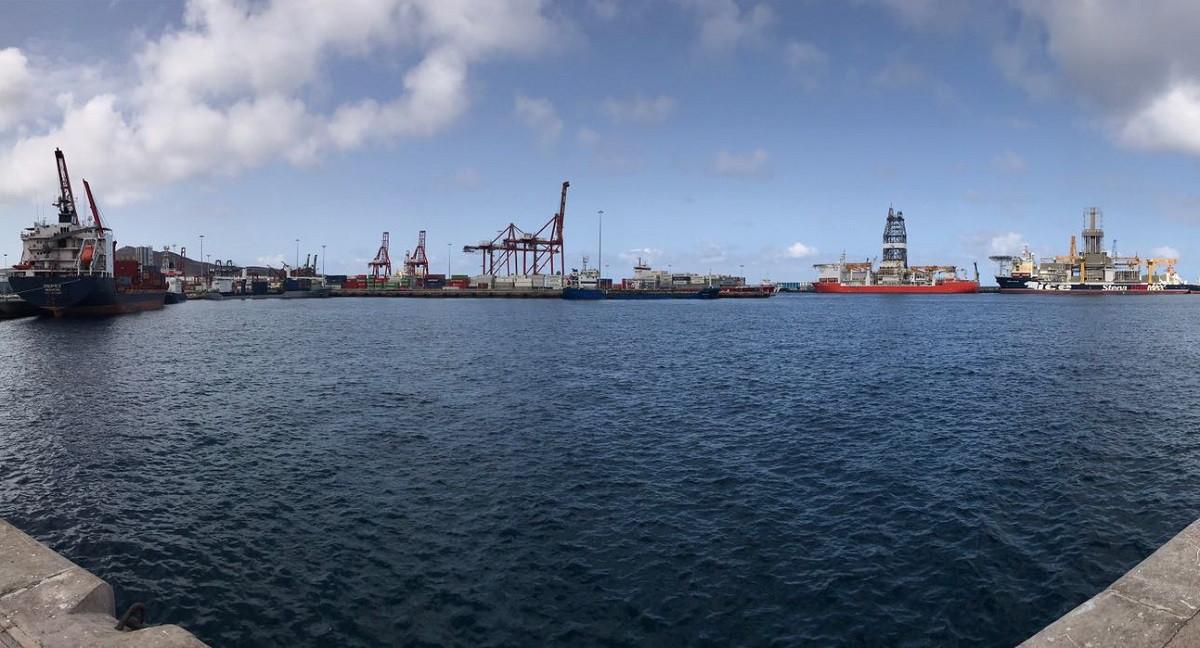 Puertos de Las Palmas, Cambulloneros y Reina Sofu00eda