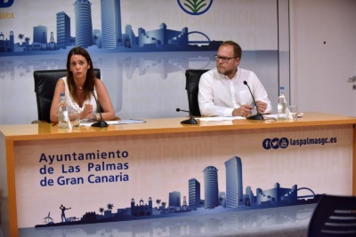 Presentacion nuevo reglamento playas LPGC