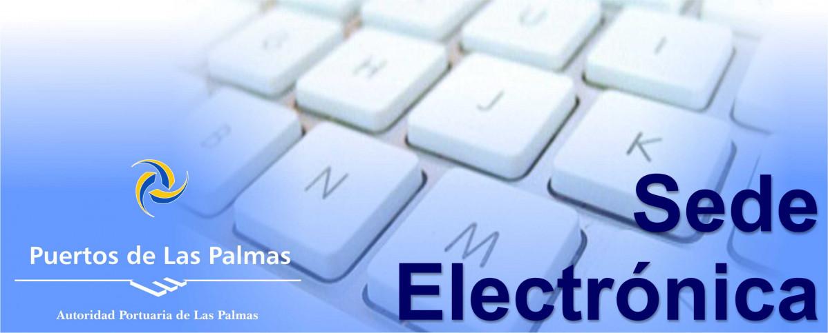 Puertos de Las Palmas   Sede electru00f3nica