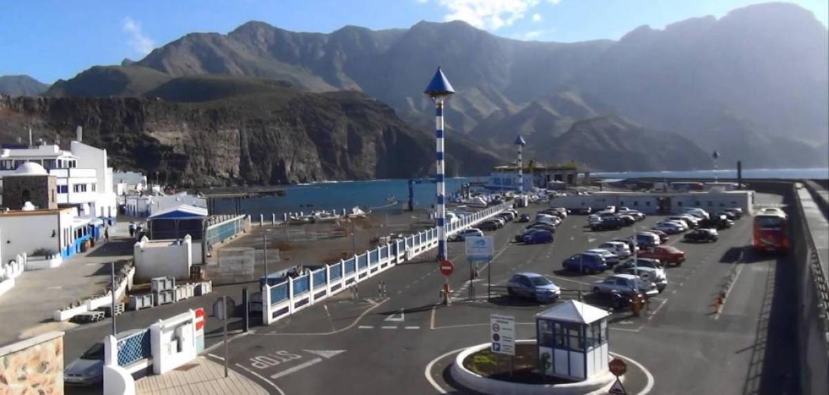 Puerto de Agaete
