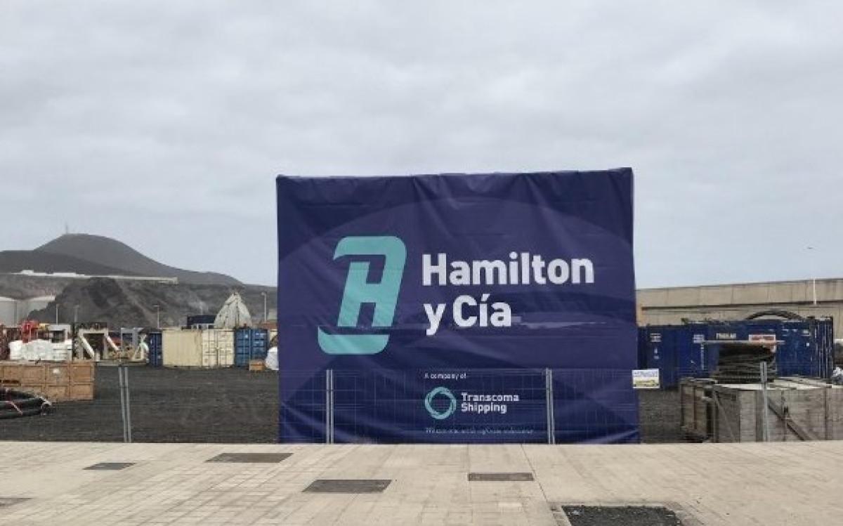 Hamilton   parcela