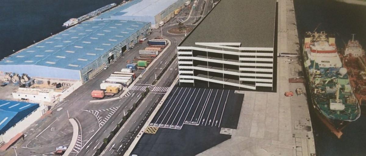 Puertos de Las Palmas   La Luz Autoport3