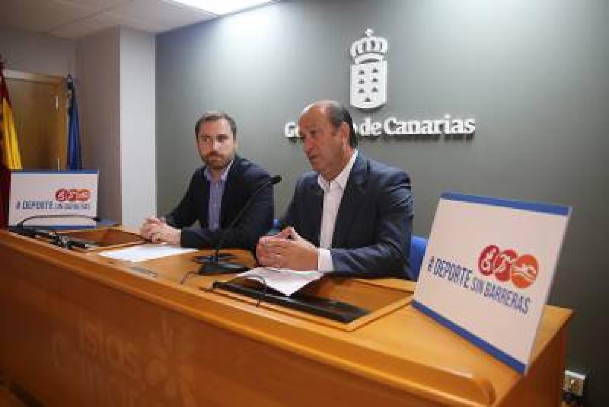 Canarias deporte adaptado
