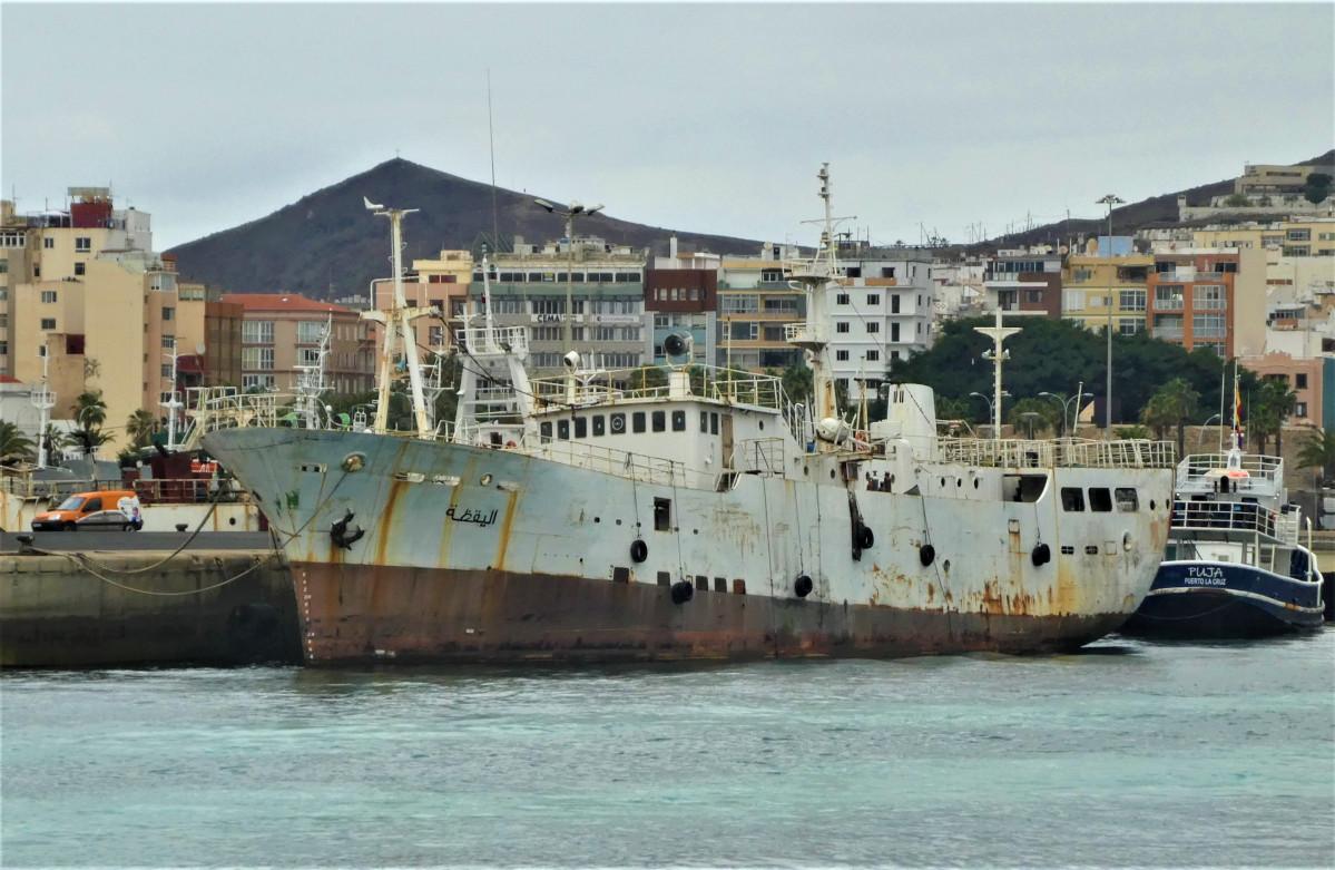 Puertos de Las Palmas   Alyakada
