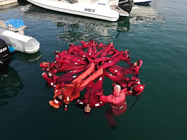 Formacion seguridad maritima