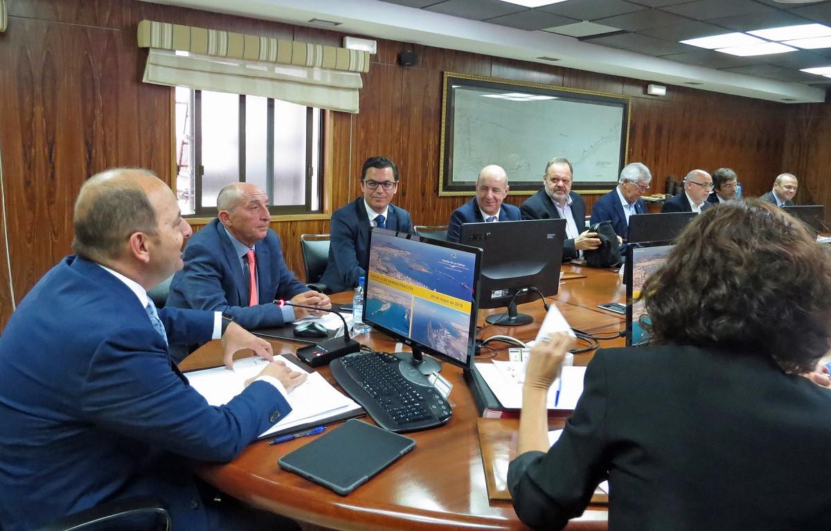 Puertos de Las Palmas   Consejo de Administración may18   A