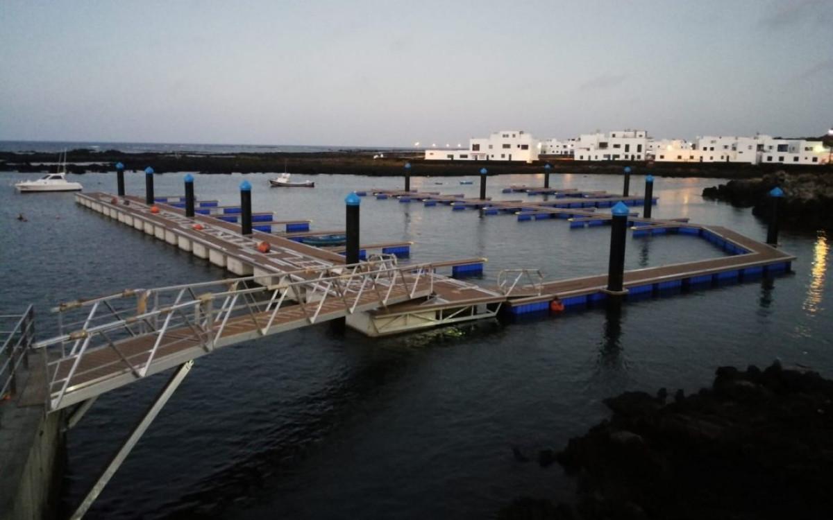 Puertos Canarios   Puerto de u00d3rzola