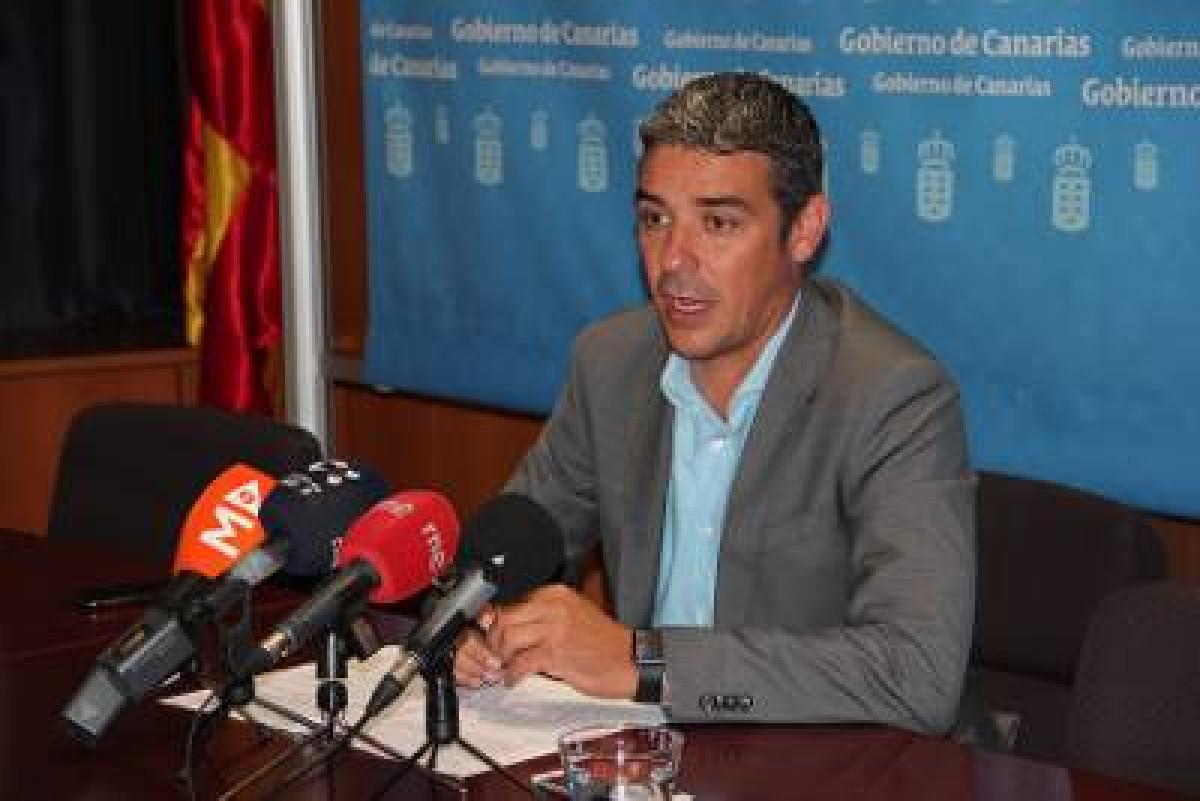 GobCan   Narvay Quintero   rueda de prensa Conxemar