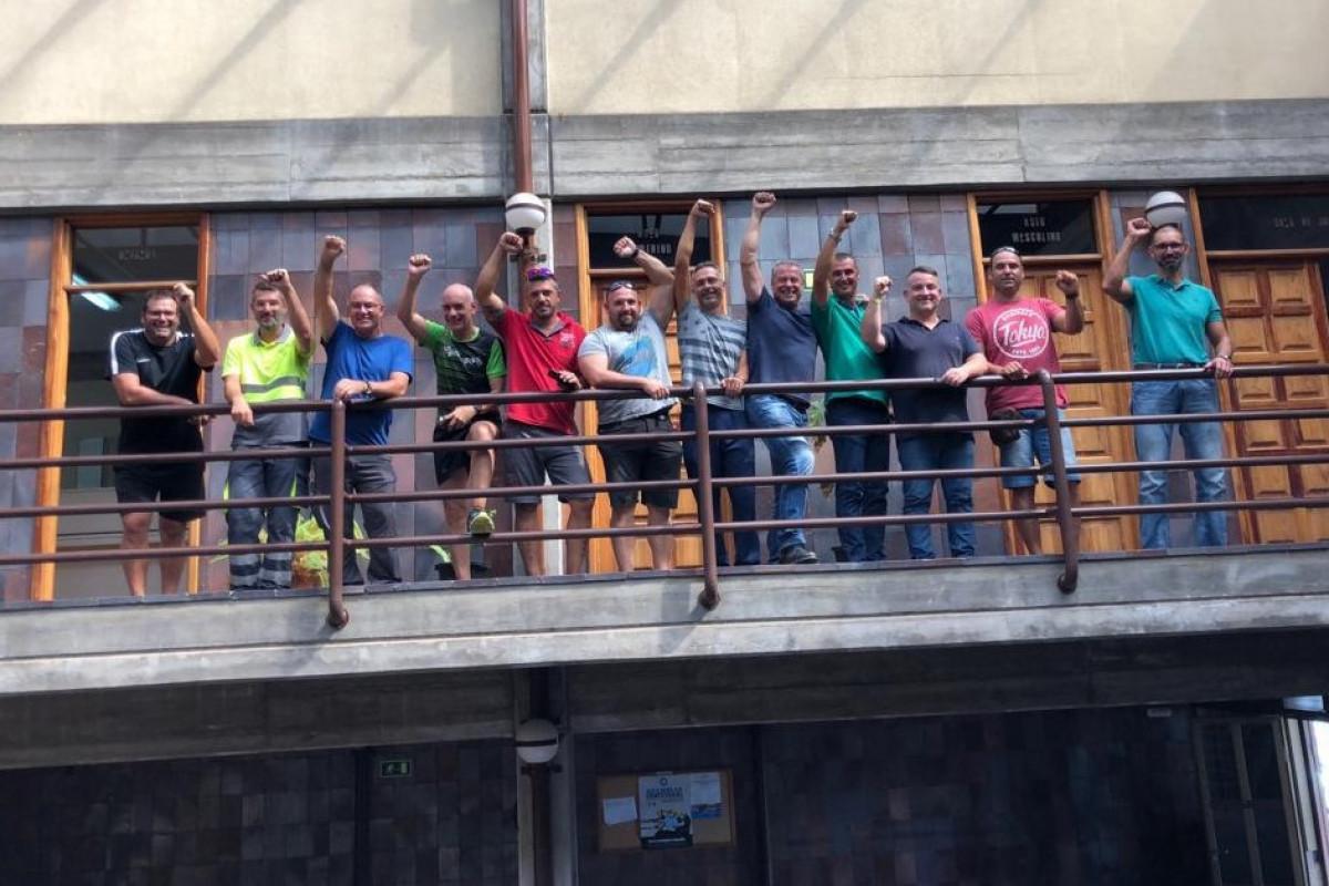 Coordinadora   Puerto de La Palma   elecciones1