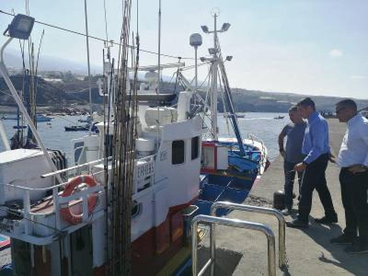 GobCan   barcos de pesca
