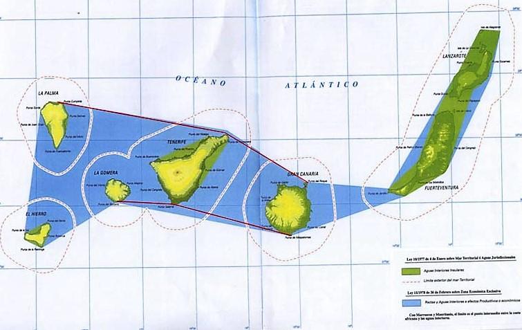 Mar canario