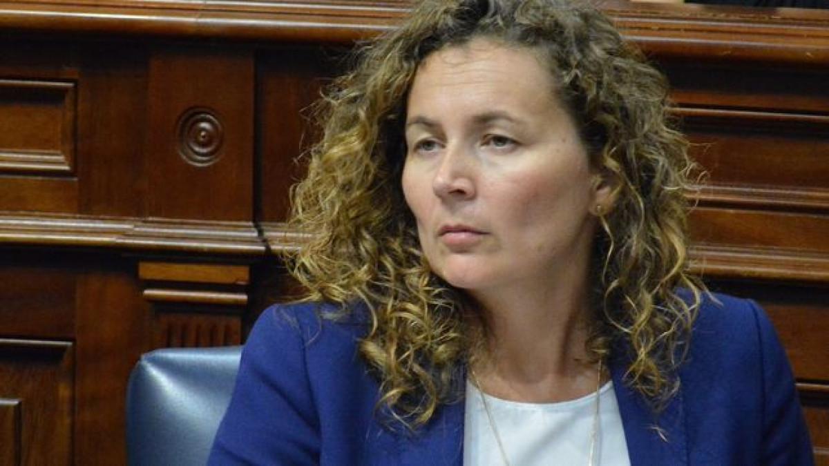 Ornella Chacon presidenta Puertos archivo EDIIMA20181009 1039 19