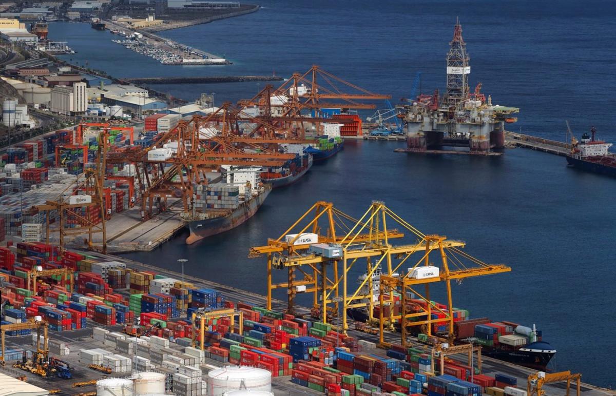 Puertos de Tenerife   Darsena este