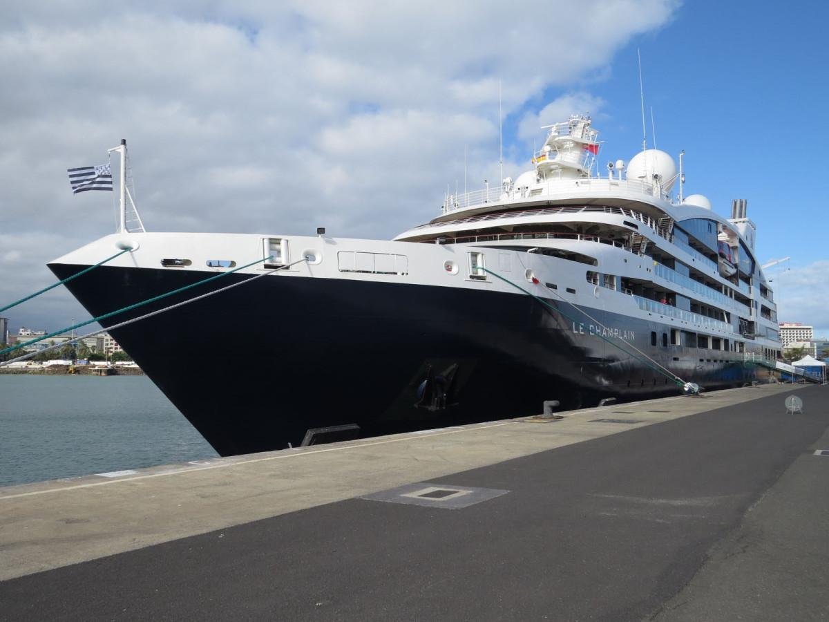Puerto de Las Palmas le champlain