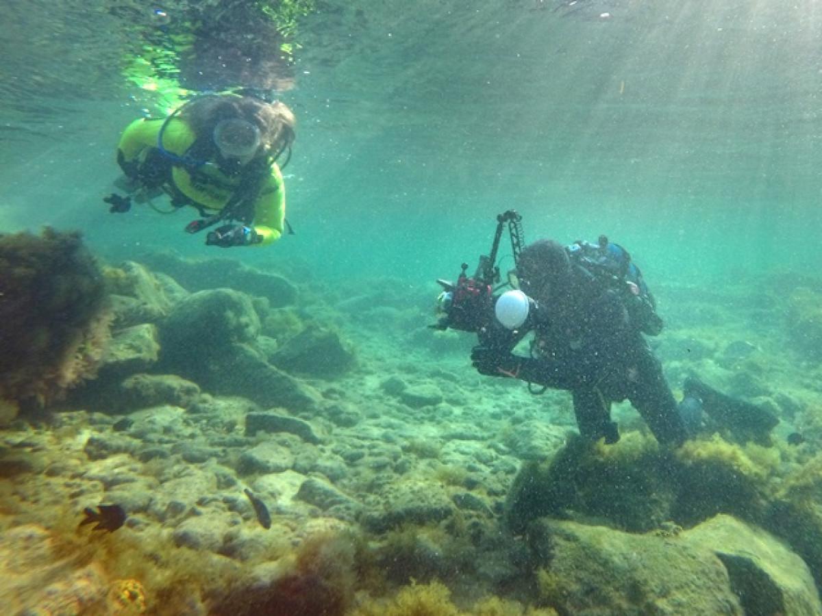 LPGC   Ciudad del Mar   Fondos marinos