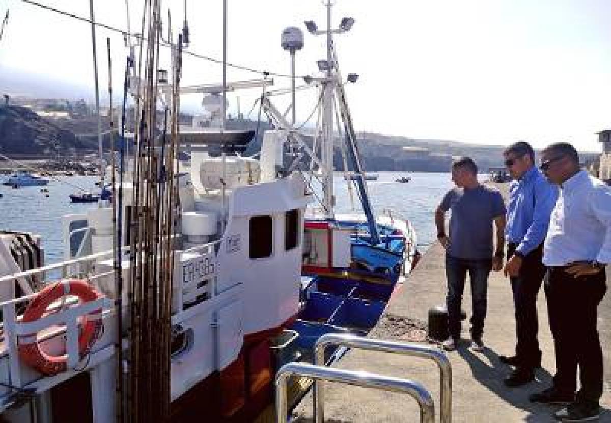 GobCan   Pesca   detalle pesquero