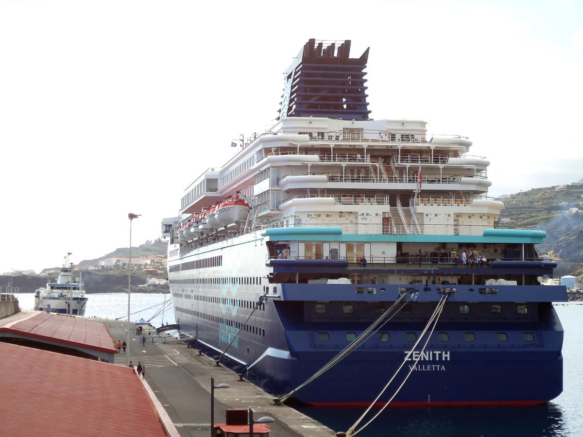 Puerto de Tenerife   Zenith nov18