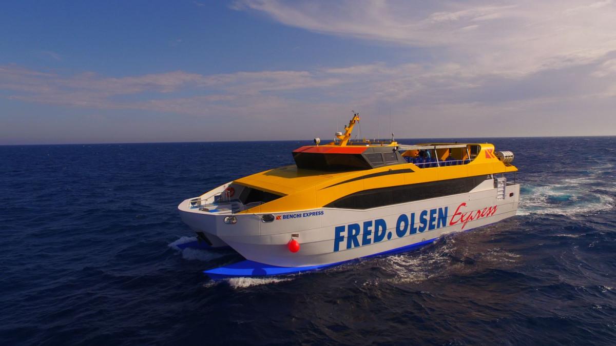 Fred Olsen   Benchi Express